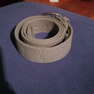 Accessories - Green belt